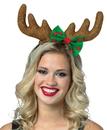 Rasta Imposta GC-2104 Reindeer Antlers Headband