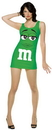 Rasta Imposta GC-4043 M&M Tank Dress Green Adlt 6-10