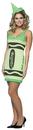 Rasta Imposta GC-451104 Crayola Tnk Scr Green Adlt