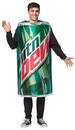 Morris Costumes GC-4637 Mountain Dew Get Real Can