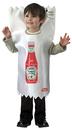 Morris Costumes GC-4869 Heinz Ketchup Packet 3-4T