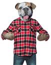 Rasta Imposta GC-5048 Bull Dog Head With Paws