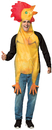 Morris Costumes GC-6827 Rubber Chicken Get Real