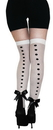 Morris Costumes GL-HA43 Thigh Hi W/Buttons