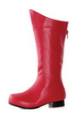 Morris Costumes HA-135RD13 Shoe Super Hero Rd Chd Sz 13-1