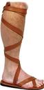 Pleasers HA-51BNLG Shoe Roman Sandal Men Lg