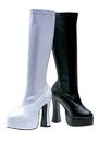 Morris Costumes HA-5WT10 Boot Chacha White Size 10