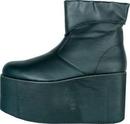 Morris Costumes HA-65BKLG Boot Monster Black Men Lg