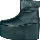 Morris Costumes HA-65BKMD Boot Monster Black Men Md
