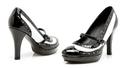 Morris Costumes HA-69F8 Shoe Flapper Size 8