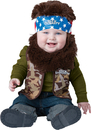 InCharacter IC-101601T Duck D Baby Willie 8-2T