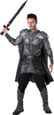 Morris Costumes IC-11093MD Dark Medieval Knight Adult Md