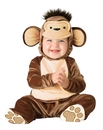 InCharacter 16002TS Mischievous Monkey Todd 12-18