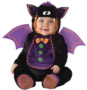 InCharacter IC-16009TXS Baby Bat 6-12 Mon