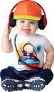 InCharacter IC-16044TS Baby Beats Tod 12-18