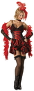 InCharacter IC-2035XS Dance Hall Darling X-Small