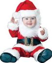 InCharacter IC-56005TS Santa Baby 12-18Mo