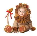 InCharacter IC-6003T Lil Lion Lil Characters 18M-2T