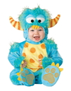 InCharacter IC-6024TXS Lil' Monster Toddler 6-12 Mos