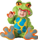 InCharacter IC-6026T Lil Froggy Inf 18M-2T