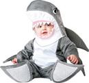 InCharacter IC-6036TS Silly Shark Toddler Sm 12-18M
