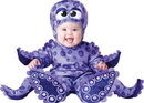 InCharacter IC-6037TXS Tiny Tentacles 6-12 Month