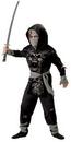 Incharacter 92008C12 Dark Zombie Ninja 2B Chld 12