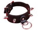 Morris Costumes KA-09 Bracelet 4 Pin Punk W/Ring