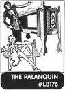 Morris Costumes LB-176 Palanquin Illusion Plans