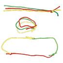 Morris Costumes LE-16 Multicolor Rope Link