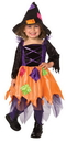 Morris Costumes LF-1063TS Patchwork Witch Toddler 1-2T