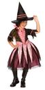Morris Costumes LF-3321FUMD Sparkle Witch Child Medium
