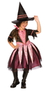 Morris Costumes LF-3321FUSM Sparkle Witch Child Small