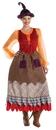 Morris Costumes LF-50038CLG Goofy Sister Child 12-14
