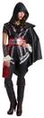 Morris Costumes LF-5849LG Ezio Auditore Woman Large 14-1