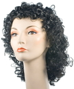 Lacey Wigs LW-100DCBL Curly New Dark Champ Bl 22B