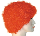 Lacey Wigs LW-191BFRD Curly Clown Kk Short B F Red 1