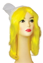Morris Costumes LW-196YW Smuff Girl Yellow