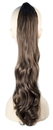 Morris Costumes LW-215MBNGY Ponytail Bud Straight Md Bn Gy