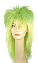 Morris Costumes LW-306GR Punk Fright Green