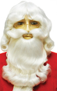 Morris Costumes LW-47 Santa Set By367C White