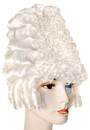 Morris Costumes LW-562WT Marie Antoinette Iii White