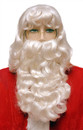 Morris Costumes LW-67WT Santa Set 002 Super Dlx White