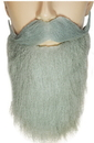 Lacey Wigs LW-744GY Goatee Mustache Full Grey