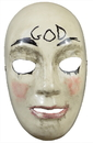 Morris Costumes MA-CDUS100 God Injection Mask