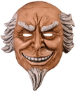 Morris Costumes MA-RLUS105 Uncle Sam Vacuform Mask