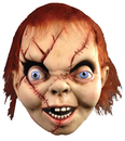 Morris Costumes MA-TTUS115 Bride Of Chucky Mask