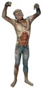 Morris Costumes MH-09771 Morph Zombie Child Small