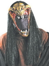 Morris Costumes MR-031070 Viper Mask With Net Face