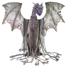 Morris Costumes MR-124527 Dragon Winter Animated 7Ft